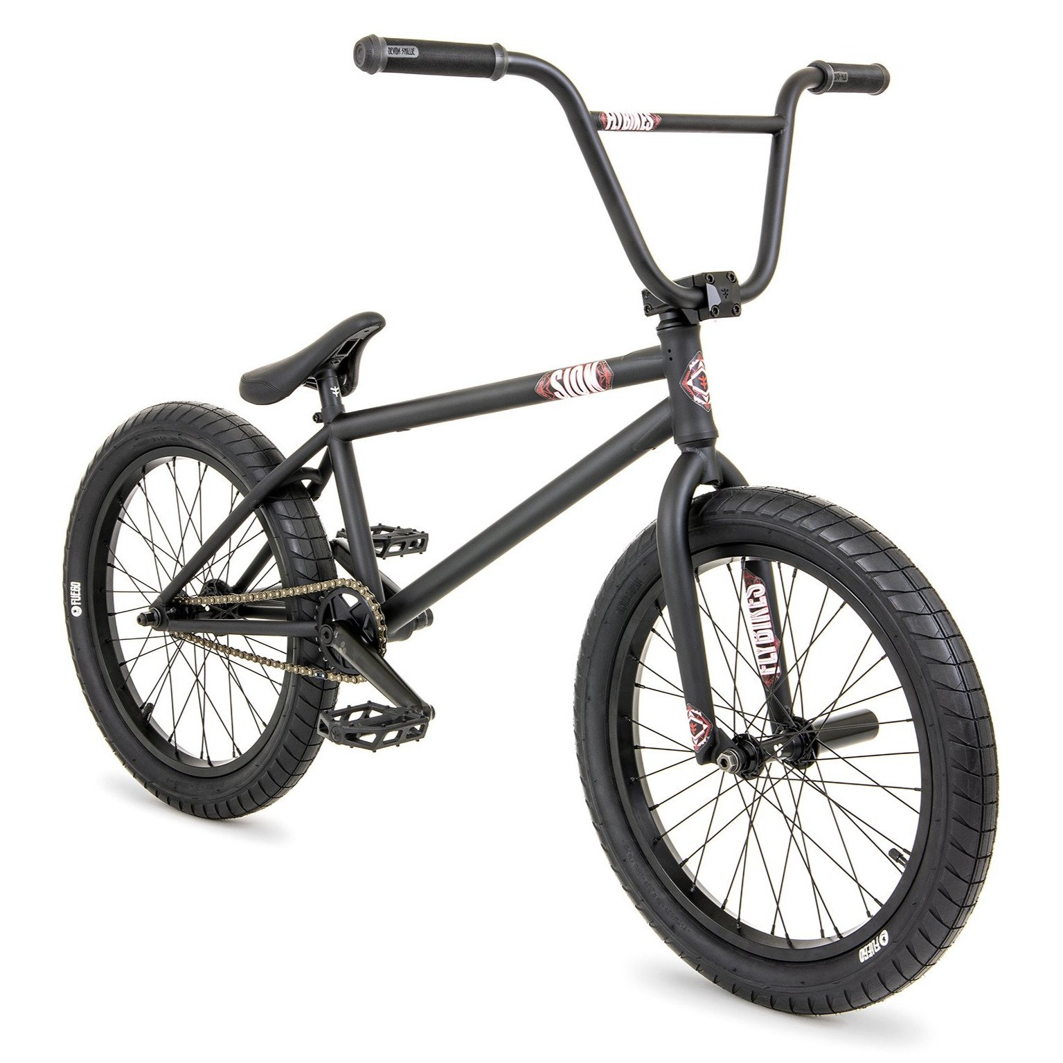 Flybikes Sion 2021 Bmx | Colore Black (RHD)