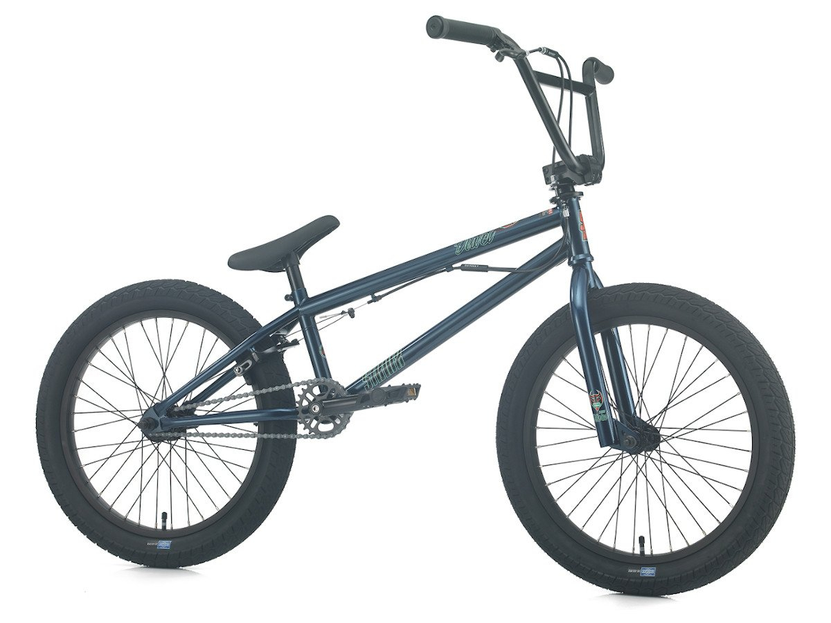 SIBMX DUVEL 2021 Bici Bmx   Colore Blue