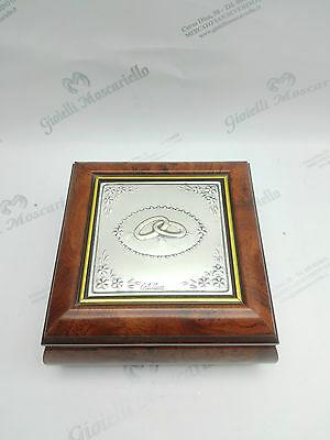 Portagioie in legno Acca cod. 9S.54