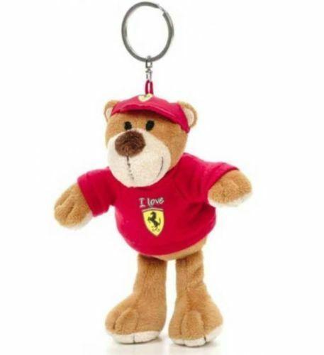 Portachiavi Teddy Kering Scuderia Ferrari Forza 21601