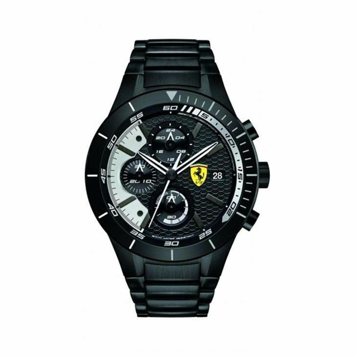 Orologio Cronografo Uomo Scuderia Ferrari Redrev Evo Cod 0830267