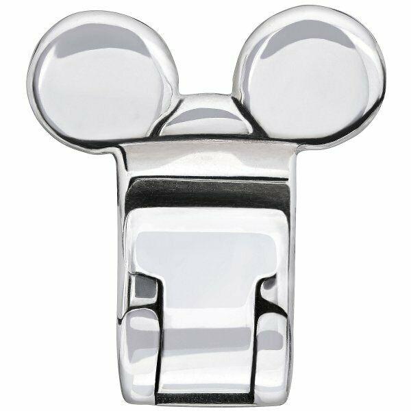 Chamilia Charm in argento Disney Mickey mouse lock 1410-0001