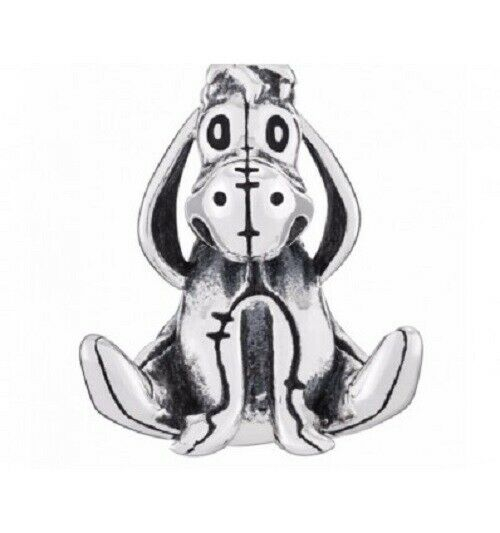 Chamilia Charm in argento 925 Disney Winnie the pooh IO- EEYORE  2020-1022