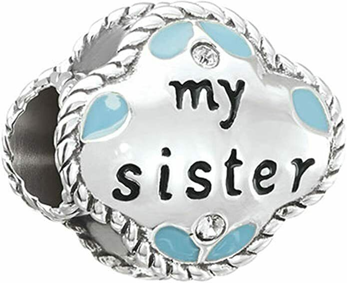 Chamilia Charm in argento My Sister My friend 2025-1409