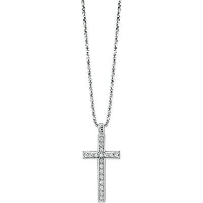 Collana in argento 925 con zirconi bianchi Bliss Streetband 20085390