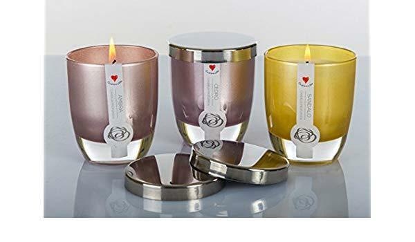Candela profumata Cuorematto  disponibile in 3 profumazioni D5603