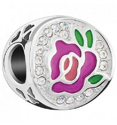 Chamilia Charm in argento 925 Perfect rose (Rosa) 2025-2218