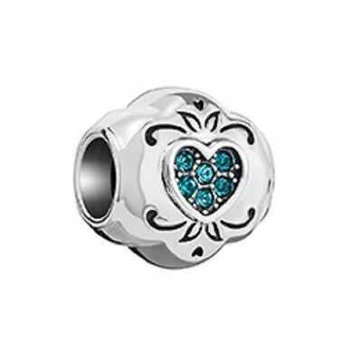 Chamilia Charm in argento 925 Love Heart (Cuore) 2025-2174