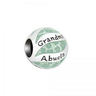 Chamilia Charm in argento 925 Grandma nonna  2010-1114