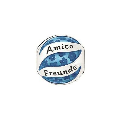 Chamilia Charm in argento 925 Friend amico 2020-1108