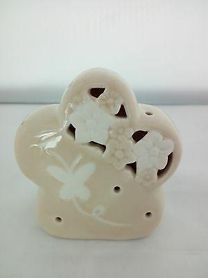 Lampada/ luce notturna stella in ceramica Kharma Living cod. A7543