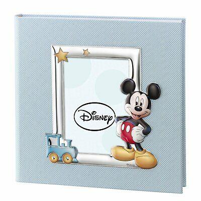 Album foto Disney Mickey Mouse Regalo bimbo battesimo/compleanno D2573C