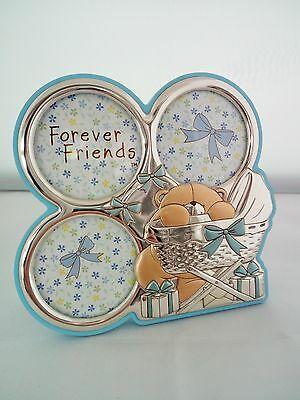 Cornice bimbo laminata argento Sequenze Forever Friends cod. FF0171/C