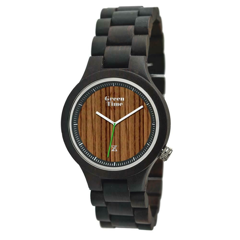 Orologio unisex in legno sandalo Green Time ZW043A