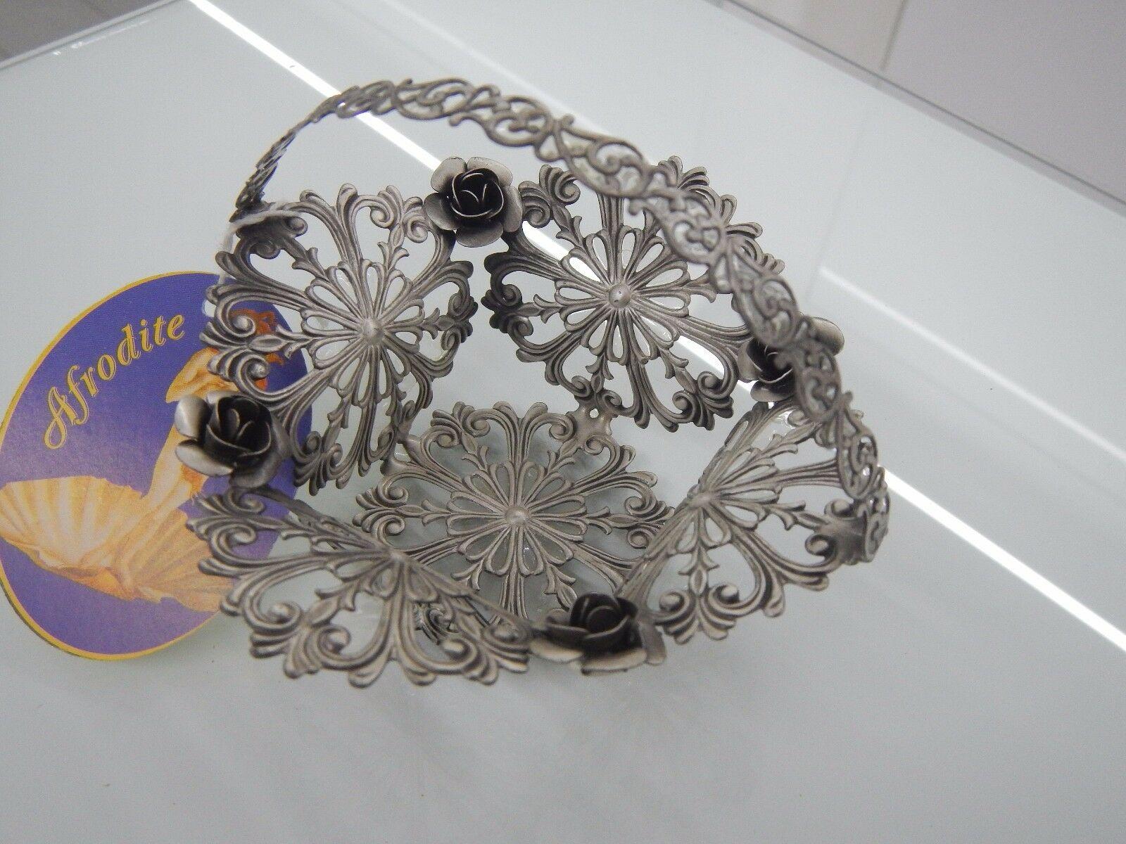 Cestino Vintage per Decorazioni vetrine Tableau Mariage Classico Afrodite 100005