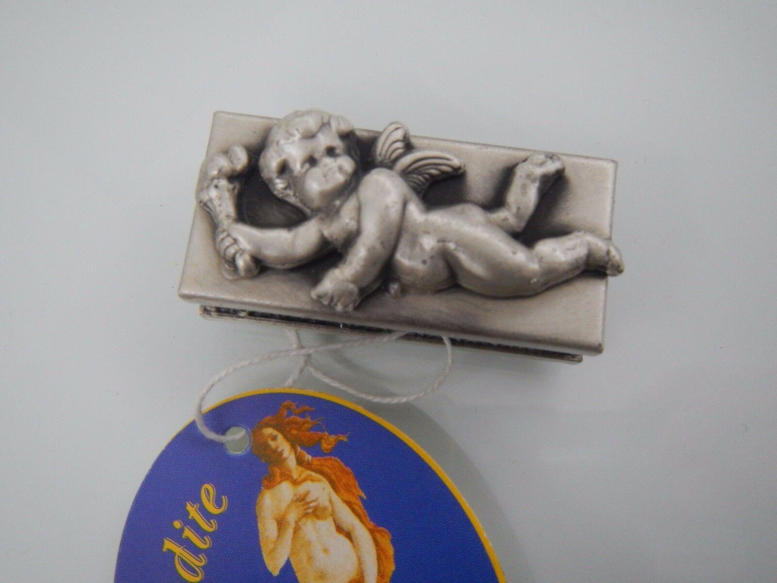 Scatolina Vintage Decorazioni vetrine Tableau Mariage Classico Afrodite 133006
