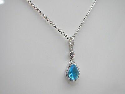 Collana con pendente goccia in argento 925 Lotus Silver Joyas cod. LP1592-1/3