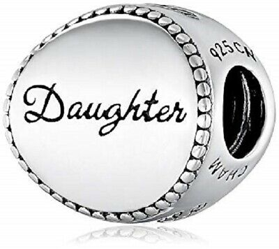 Chamilia Charm in argento 925 Family Disc Daughter 2010-3229