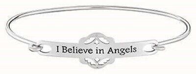 Chamilia Blush Bracciale in argento 925 I believe in angels  1010-0471