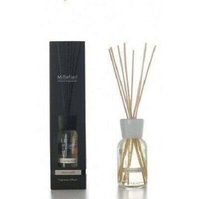 Diffusore di fragranza Millefiori Milano white musk 100 ml