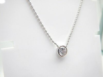 Collana donna con pendente in argento 925 e zircone Lotus  cod. LP1272-1/1