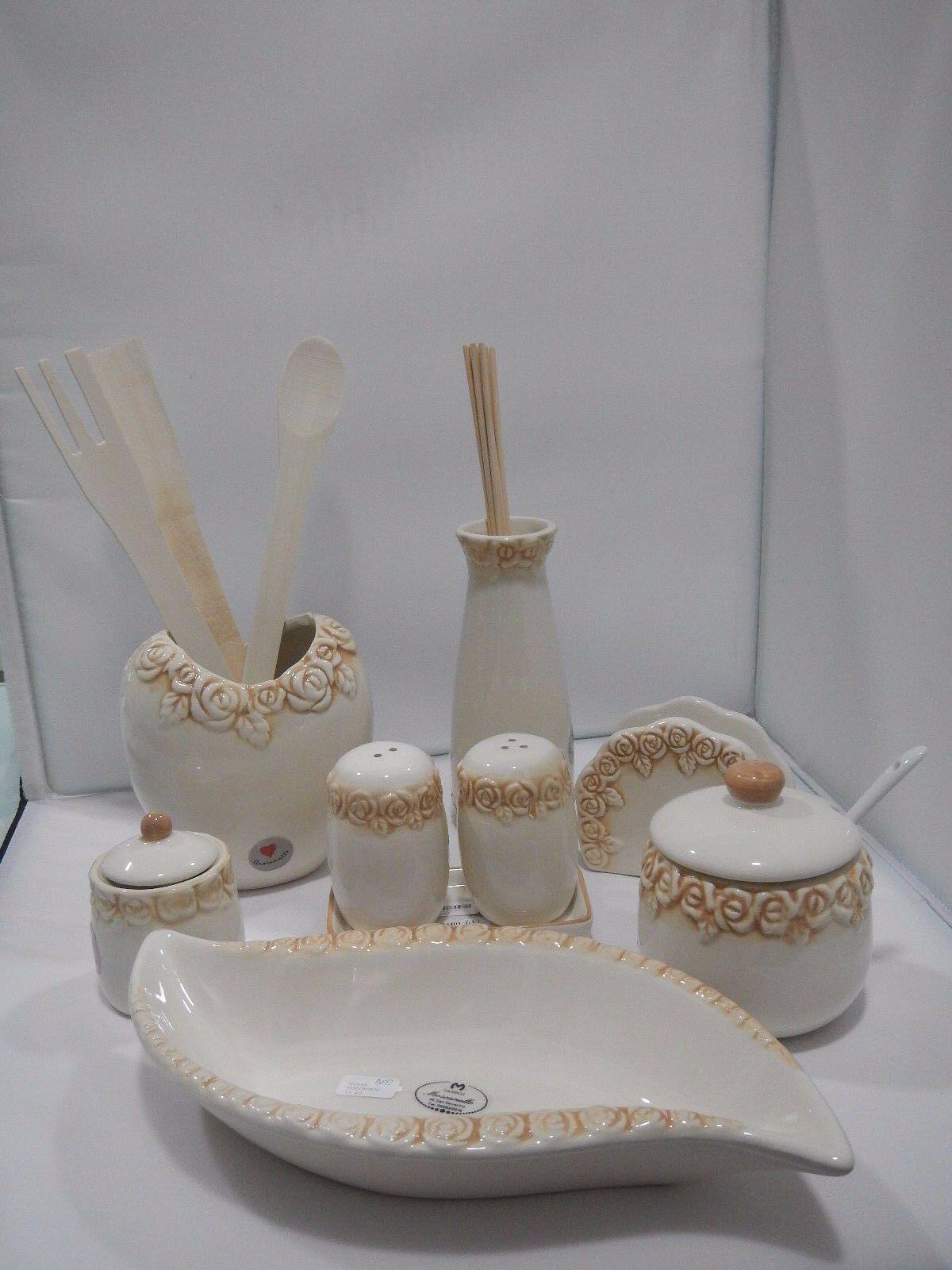Collezione Cuorematto Cuorecountry in porcellana Idee regalo varie tipologie