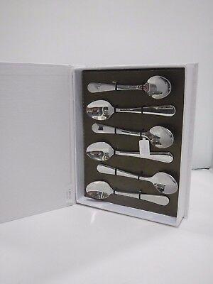 Confezione 6 pezzi cucchiaini Cuorematto  coll. Cuorechef cod. D54675