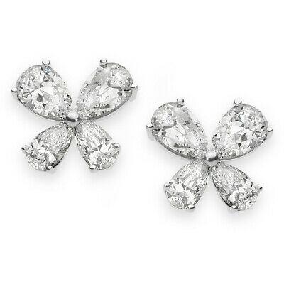 Orecchini Donna Gioielli Comete Farfalle in argento 925 ORA127