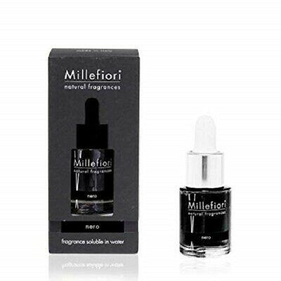 Millefiori Milano Fragranza idrosolubile nero 15 ml