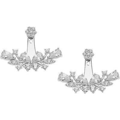 Orecchini Donna Gioielli Comete Farfalle in argento 925 ORA 134