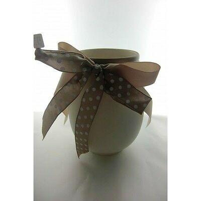 Portautensili in ceramica Shan con decorazioni Dolcetortora cod.F165.12
