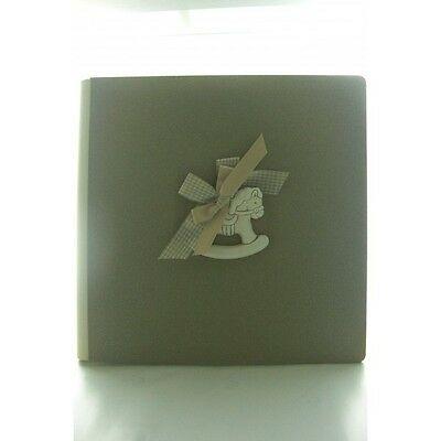 Album foto Shan con decorazioni in ceramica cod.G003.14