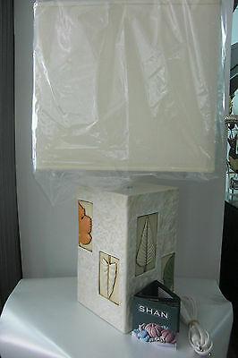 Lampada Shan in ceramica collezione Foglie cod. F002.0