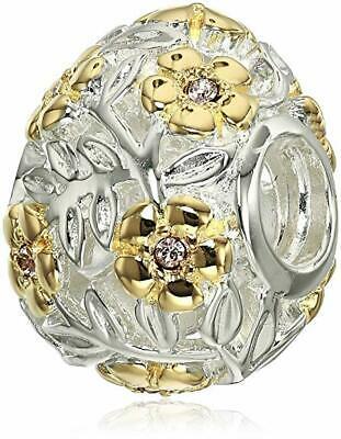 Chamilia Charm Uovo di Pasqua Easter Egg in argento 925 2025-2221