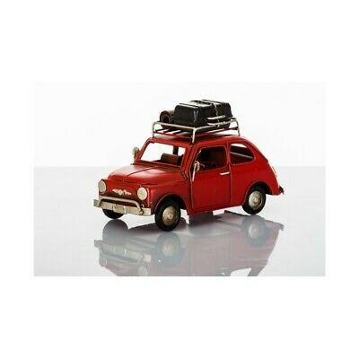 Auto antica con bagaglio Cuorematto Cuorveloce D5623