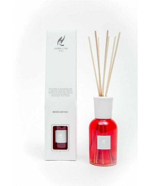 Confezione regalo Profumatore ambiente rosso divino Hypno Casa 250ml 2204