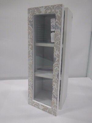 Scatola da the in legno/vetro  Cuorematto cod. D5228
