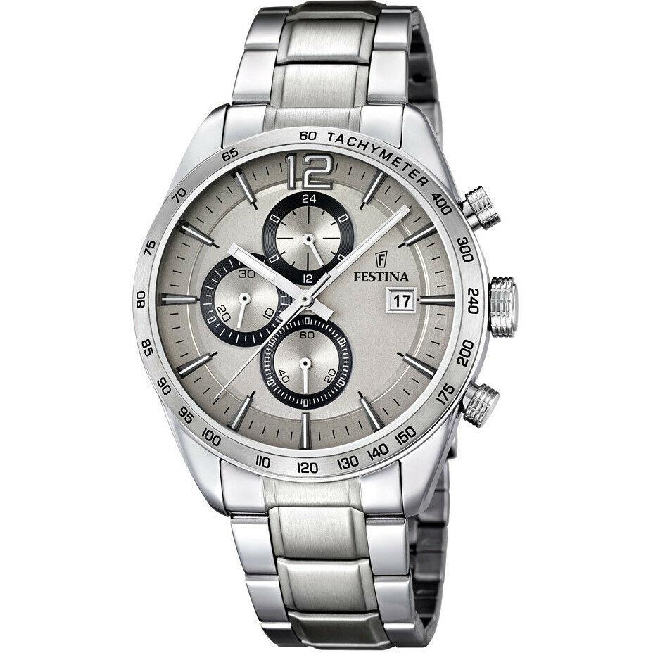 Orologio Cronografo Uomo Festina Timeless Chronograph F16759/2