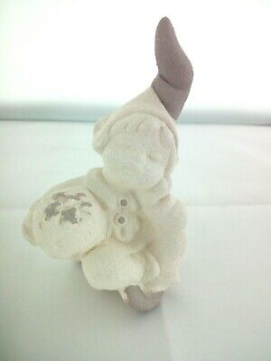 Gnomo in porcellana Capodimonte Alexia Baby 8033/3