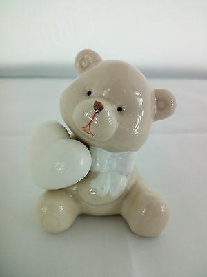 Orsetto in porcellana Alexia Baby 8030/2A