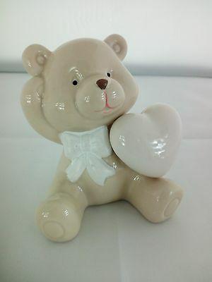 Orsetto in porcellana Alexia Baby 8030/1A