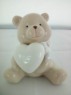 Orsetto in porcellana Alexia Baby 8030/1B