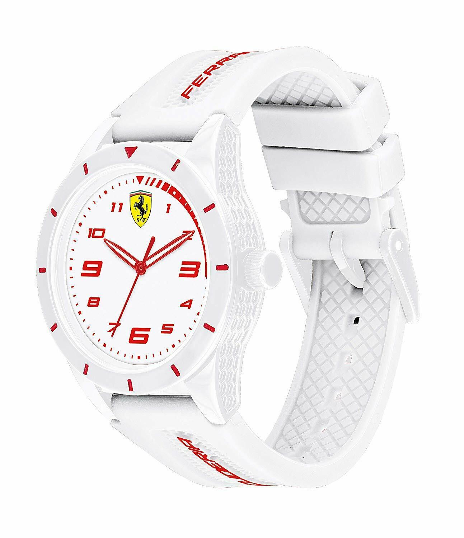 Orologio solo tempo Scuderia Ferrari  per bambino 0860011