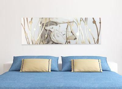 Quadro Capoletto iDettagli con Maternità in legno taglio laser PAN5015010FA