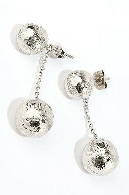 Orecchini pendenti donna Bliss argento e diamantini cod. 1914600
