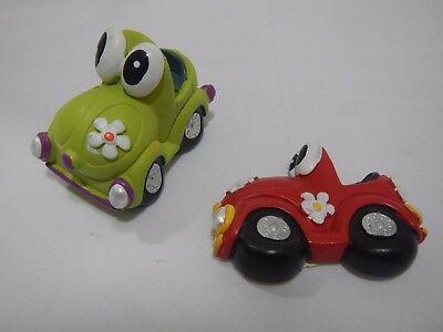 Kit 2 pezzi Bomboniere bimbo magnete/car 3D