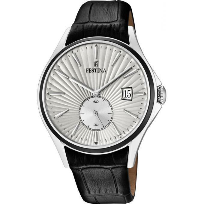 Orologio solo tempo con datario uomo Festina Classic F16980/1