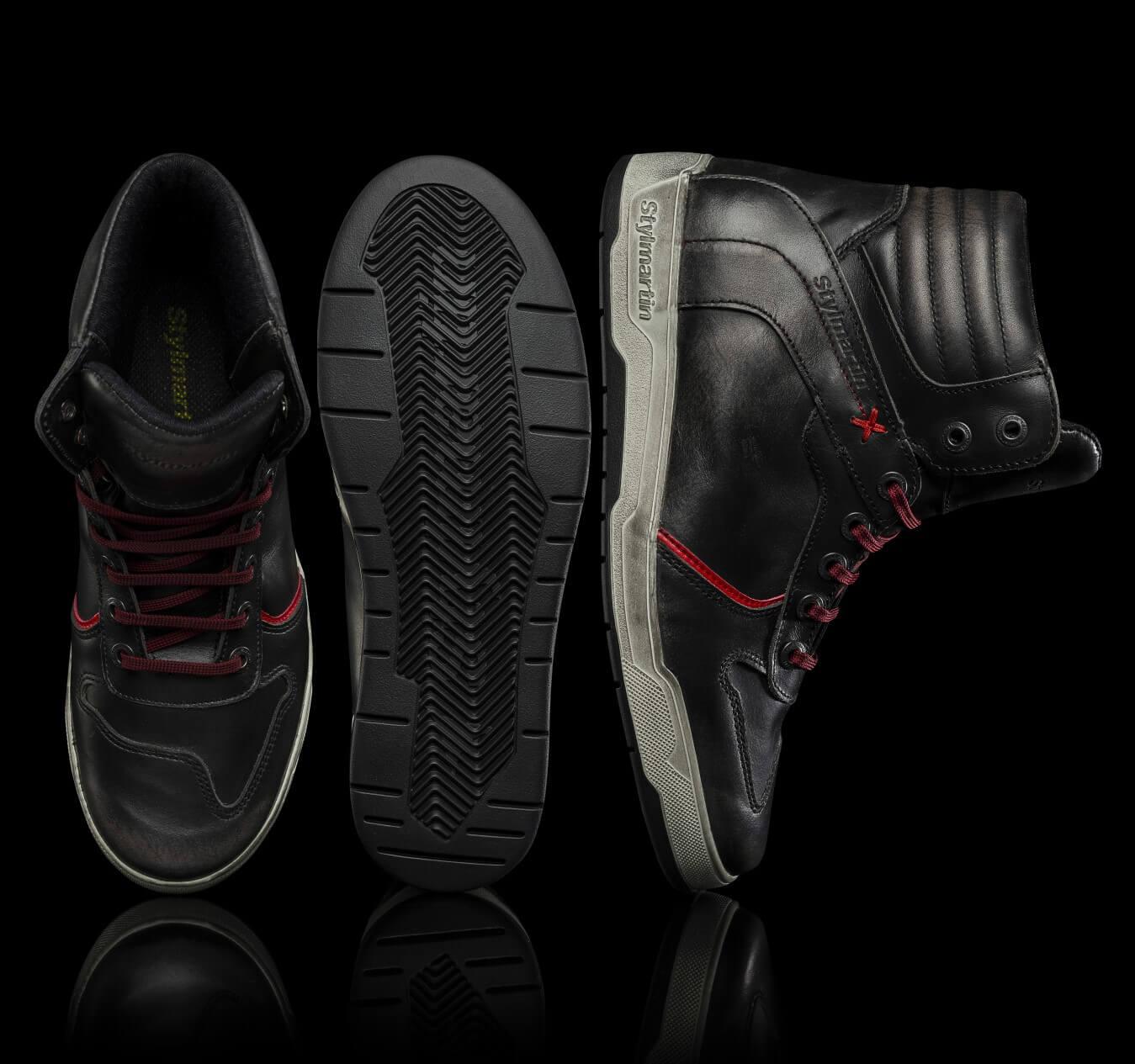 Sneakers moto IRON: perfette per i tuoi abbinamenti trendy dal sapore street.