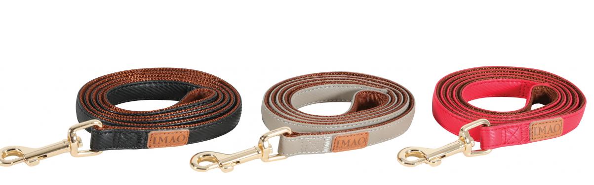 Guinzaglio Imao Mayfair - lunghezza 1,20m - diversi colori e larghezze