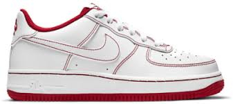 Nike Air Force 1 GS University Red Unisex